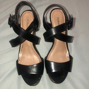 Style & CO shoes size 5